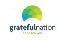 BRA Grateful Nation logo