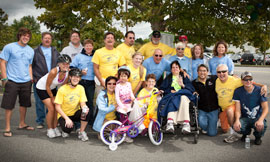 Dale Knowles & Friends at A Reason to Ride 2010